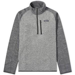 Patagonia Better Sweater 1/4 Zip Jacket